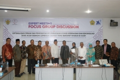 Forum Ilmiah Expert Meeting