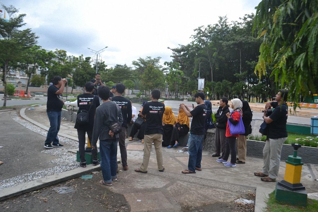 Napak Tilas Penembakan Prof DR Dayan Dawood