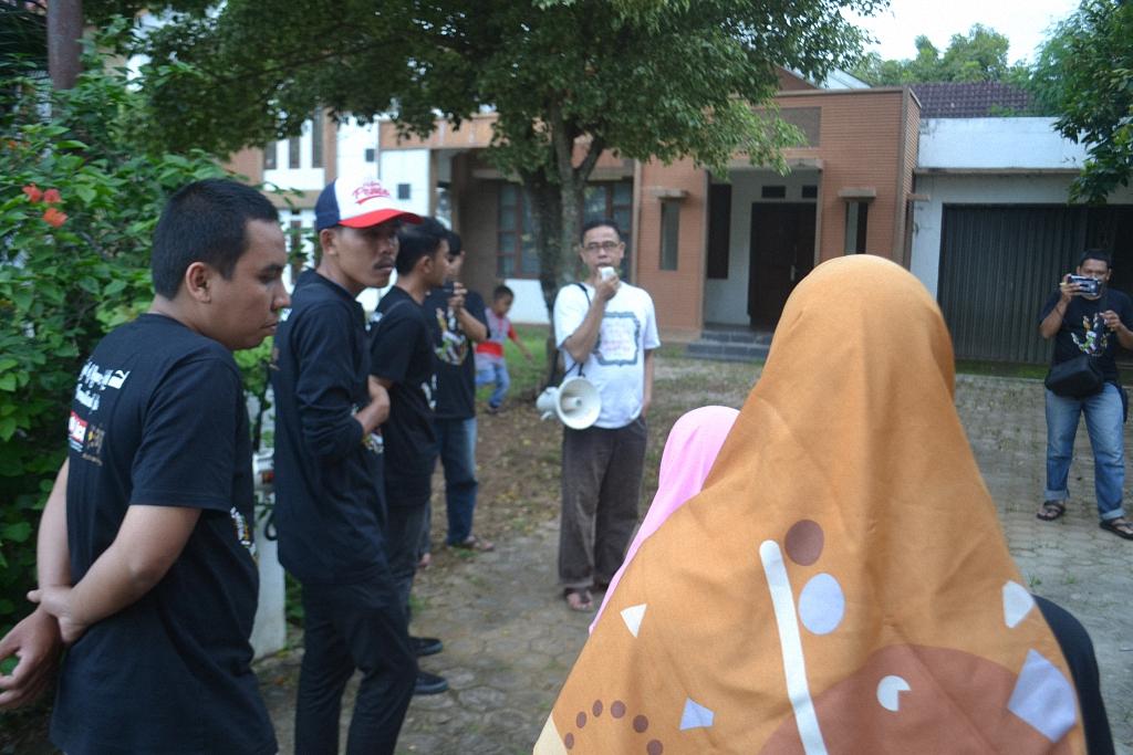 Napak Tilas Penembakan Prof. Safwan Idris